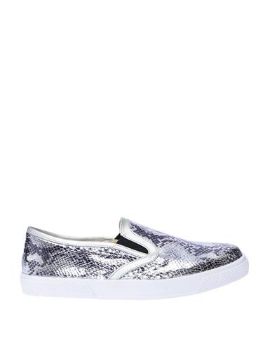 Limon Company Limon Gümüş Düz Ayakkabı Gümüş